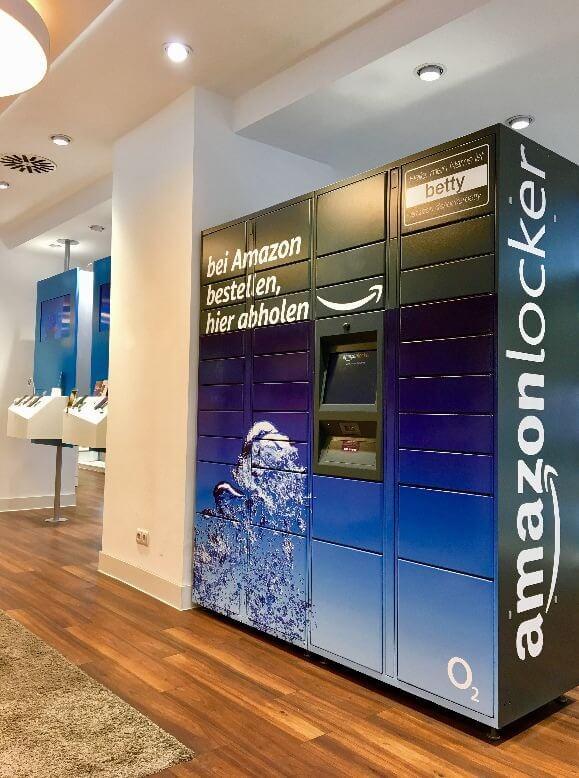 Amazon Locker Köln