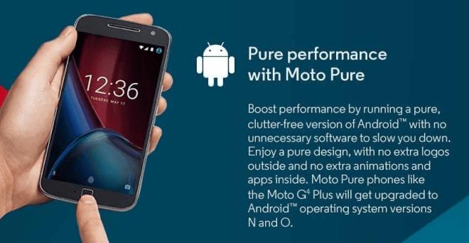 "Motorola Moto G4 Android 8.0 ""Oreo"" Update-Desaster"