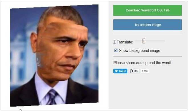 Web-App erstellt 3D-Modell aus Fotos