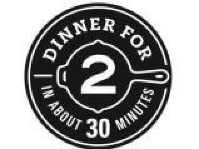 Amazon Dinner for 2 in about 30 Minutes