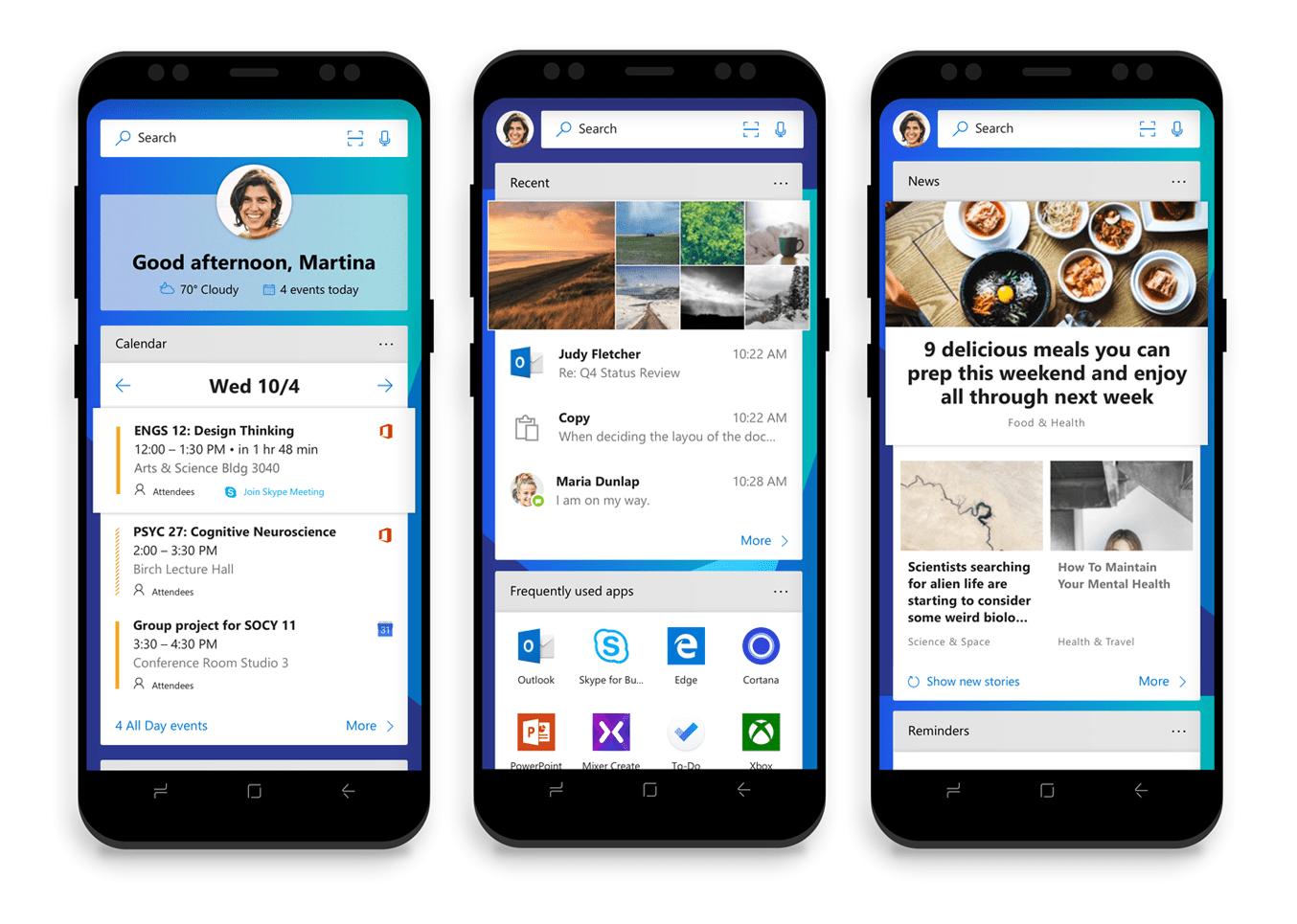 kostenlose Anbindungs-Apps für Android
