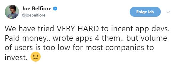 Joe Belfiore zum Ende von Windows 10 Mobile