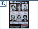 Raubkopierer sind Verbrecher