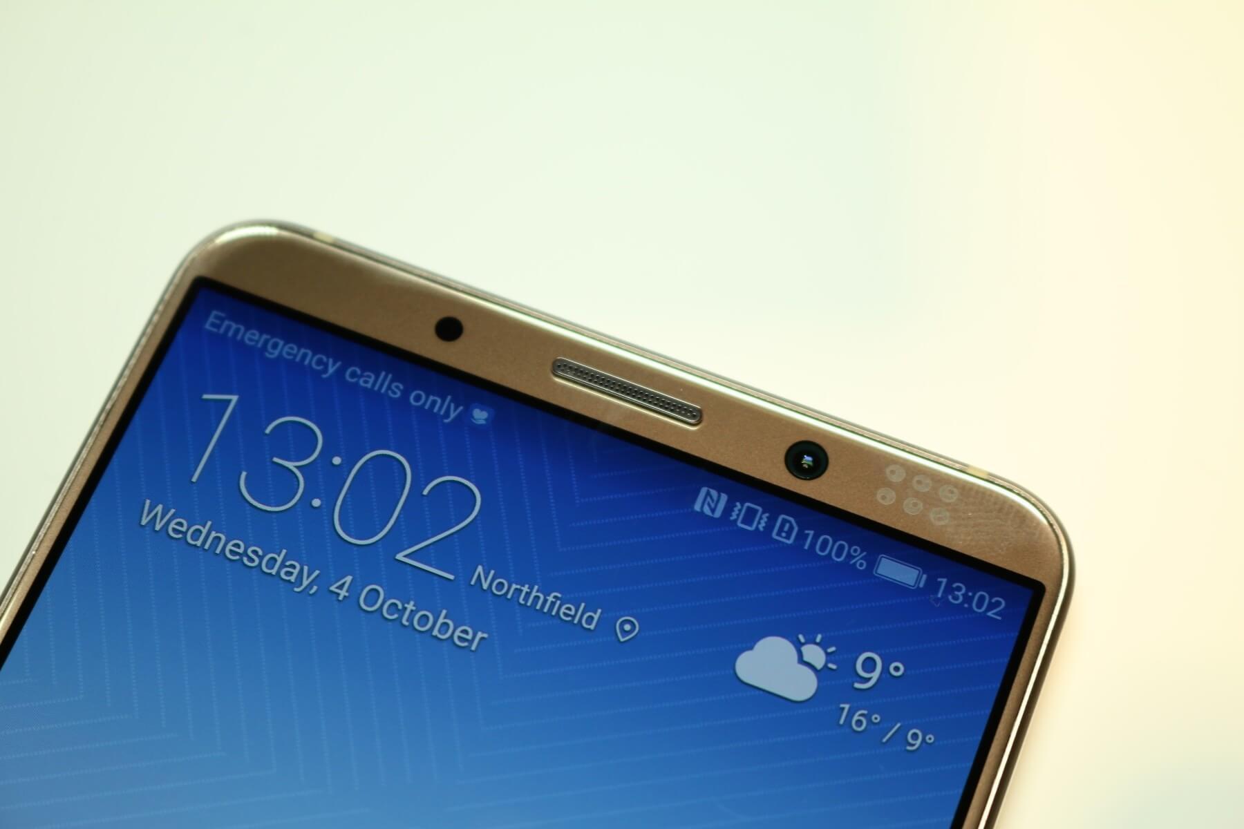 Das Huawei Mate 10 Pro Im Vergleich Mit Dem Samsung Galaxy Note 8
