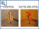 Snap: Dancing Hot Dog Costume