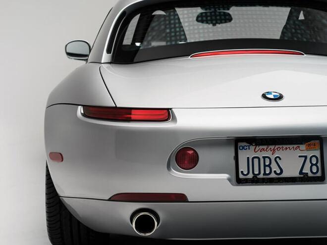 Steve Jobs BMW Z8