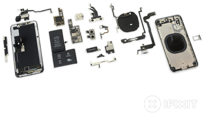 iFixit iPhone X Teardown