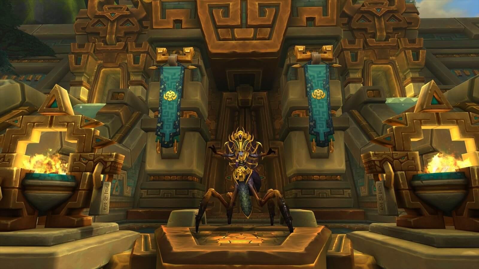 World Of Warcraft Ab Sofort Ist Zum Spielen Nur Noch Ein Abo Nötig