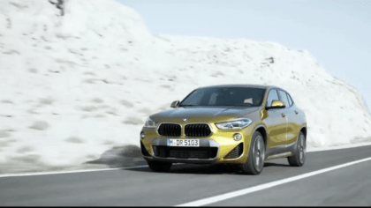 BMW X2 Hololens Präsentation