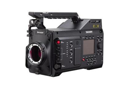 8K-Videokamera von Sharp: 8C-B60A 8K
