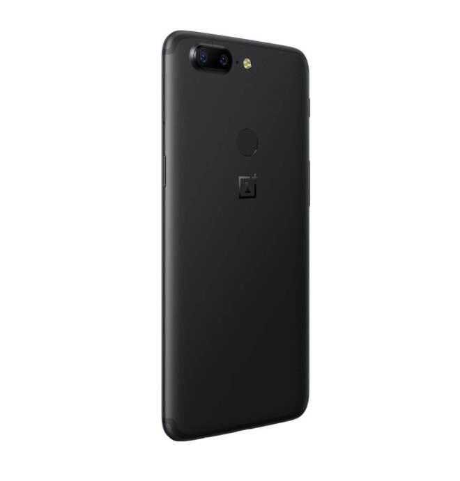 OnePlus 5T Produktbilder
