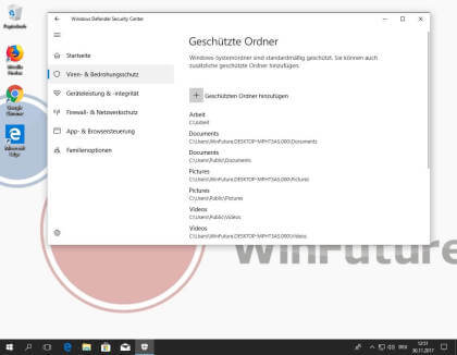 Windows Defender Exploit Guard