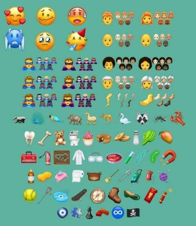 Emoji 11.0