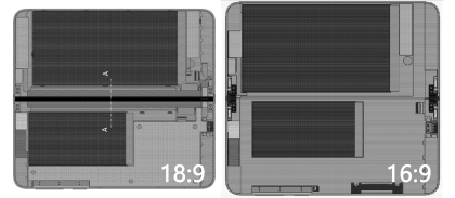 Microsoft Surface Dual Screen Tablet Patent