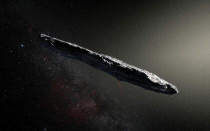 Der Asteroid Oumuamua