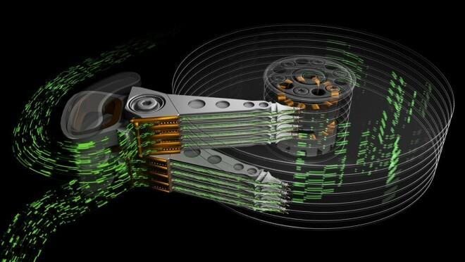 Seagate Multi-Actuator Festplatte