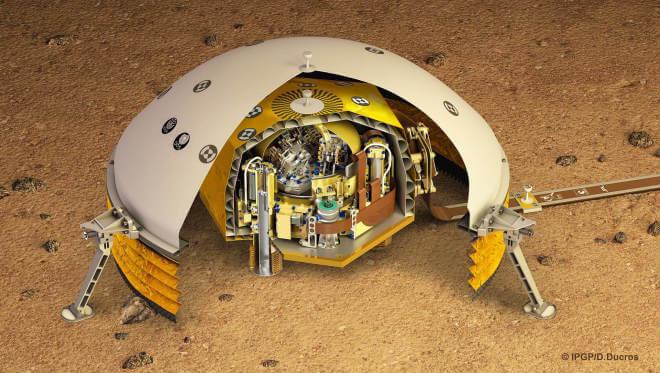NASA Mission InSight