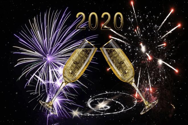 wünsche allen einen guten rutsch ins neue jahr 2020