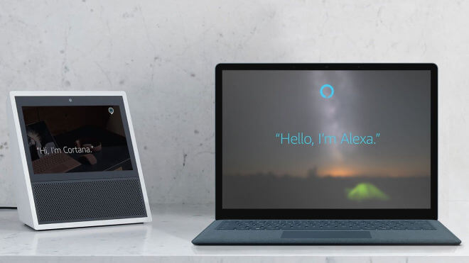 Alexa und Cortana Integration