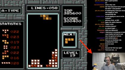 Tetris Speedrun (Jonas Neubauer)