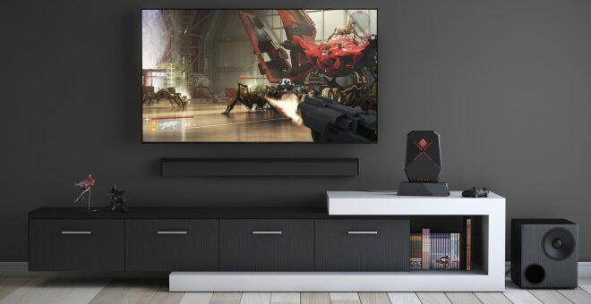 Nvidia Big Format Gaming Displays