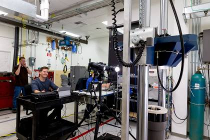 Microsofts Labor für Hardware-Tests