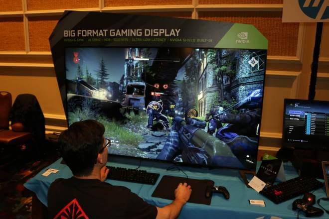 HP Big Format Gaming Display