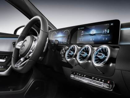 MBUX - Mercedes-Benz User Experience