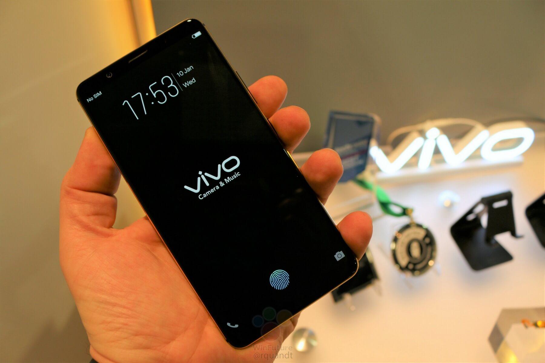 Vivo X20 Plus A