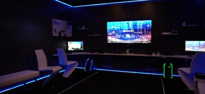 Microsoft Garage Reality Room