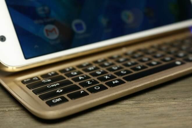 Motorola Slider Keyboard