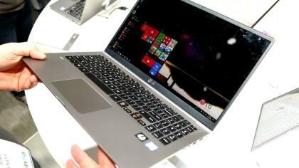 LG Gram 15Z950