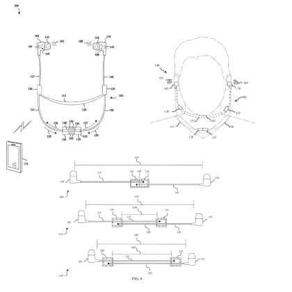 Patentantrag zu Microsoft-Kopfhörer