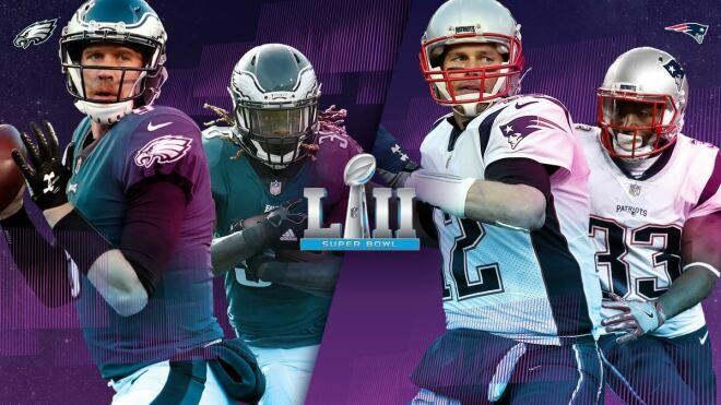 NFL Super Bowl 2018