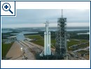 SpaceX: Falcon Heavy-Launch