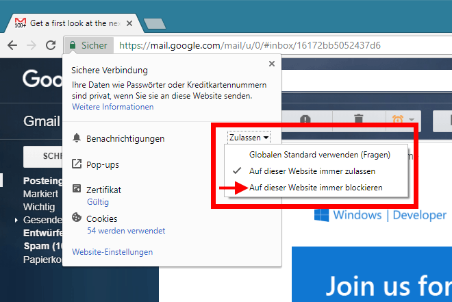 google chrome Г¶ffnet nicht