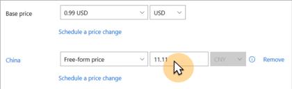 Microsoft: Freie Preise im Store