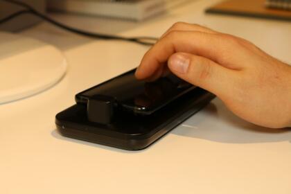 Samsung DeX Pad für das Galaxy S9/S9+