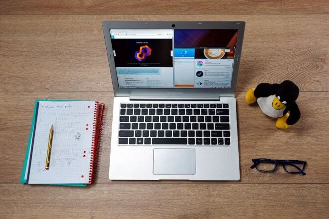 KDE Slimbook II