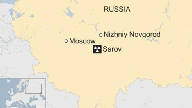 Nuklearzentrum Sarov
