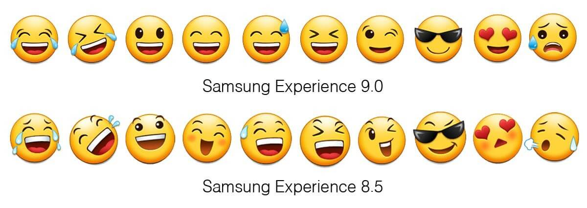 Samsung Experience 9.0