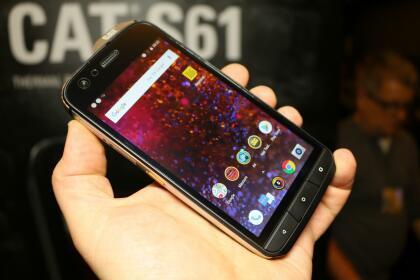 Entfernungsmesser Für Handy : Cat s61: smartphone für alle die ihr gerät misshandeln müssen