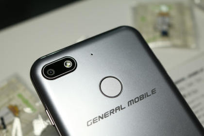 General Mobile GM8 Go