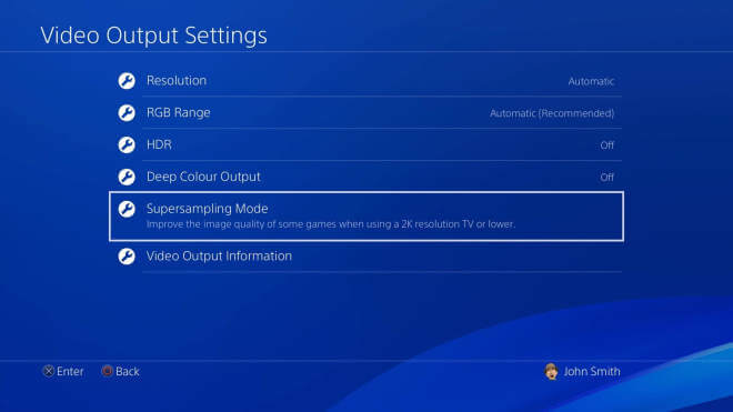 Sony PS4 Systemsoftware 5.50