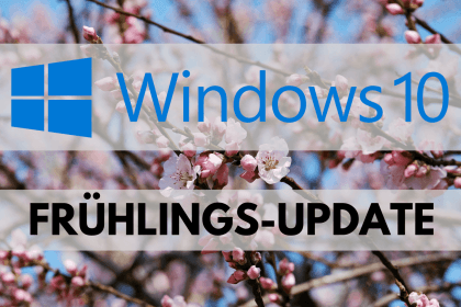 Kompatibilitätsupdate für Windows 10 Spring Creators Update