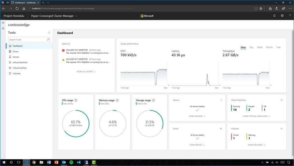 Microsoft veröffentlicht Preview von Windows Server 2019