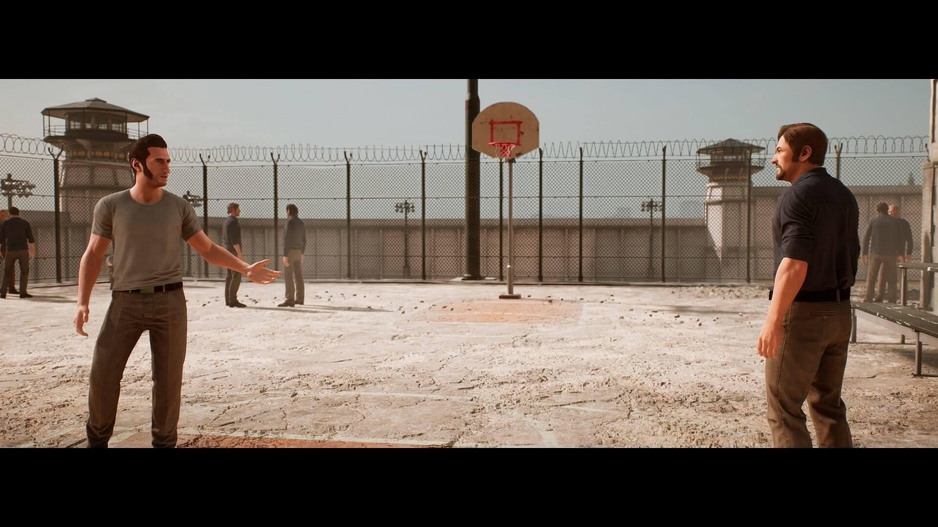 A Way Out Launch Trailer Zum Koop Adventure Erschienen