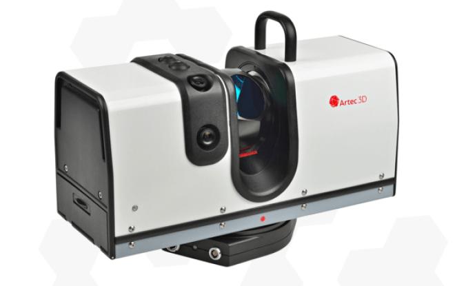 Artec 3D: Artec Ray Laserscanner