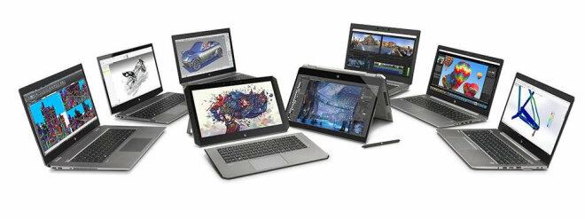 HP ZBook 5G-Serie