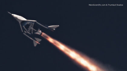 Virgin Galatic: SpaceShipTwo